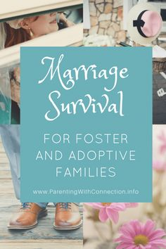 marriage survival for foster and adoptive families
