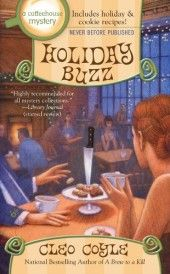 Cozy Mystery Book Recommendations – December 2015