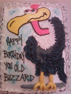 Over the Hill Cake Birthday Pranks, 60th Birthday Party, Man Birthday, Birthday Cakes, Birthday Ideas, Grandma Cake, Dad Cake, Over The Hill Cakes, 40th Cake