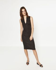 Image 1 of SLEEVELESS DRESS from Zara