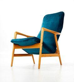 Vintage and Contemporary Design Contemporary Design, Accent Chairs, Armchair, Fritz Hansen, Contour, Vintage, Furniture, Home Decor, Womb Chair