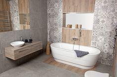 Bathroom Interior Design, Home And Living, Bathtub, House, Bathroom Ideas, Bathrooms, Apartment Bathroom Design, Bath, Homes