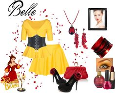 """#6 Belle"" by mystimorgan on Polyvore"