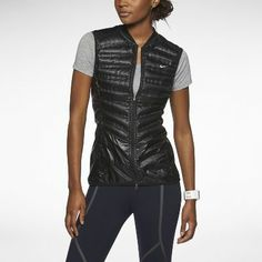 Nike Aeroloft 800 Women's Running Vest - $180 I need this:)))))