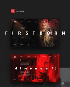 Firstborn on Behance