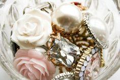 girly rings