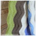 Ripple Blanket Two