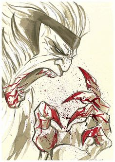 Vince Sunico - part 1 Sabretooth, in HC Brewer's Stadium Comics ...