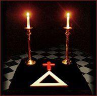 Golden Dawn Cross & Triangle