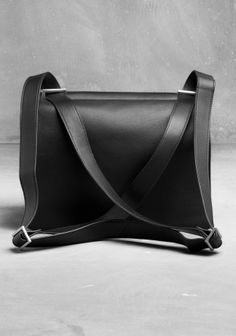 & Other Stories | Leather double bag