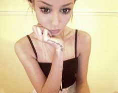 """Felice Fawn. """"Its in our hands"""" love it!"""