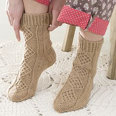 OHJE: Vohveliruutu-sukat