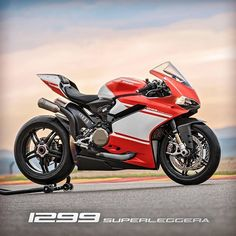 '17 Project 1408 - 1299 Superleggera Courtesy of: Ducati.com #ducatistagram #ducati #1299 #panigale #superleggera