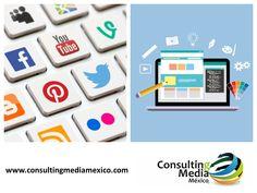 MANEJO DE REDES SOCIALES Y ESTRATEGIAS DE MARKETING DIGITAL. Las nuevas generaciones están acostumbradas a obtener un resultado casi inmediato, así que es muy importante que tus redes sociales y página web funcionen bien, y que sean claras con la información, de lo contrario podrías perder el interés de tus seguidores. En CONSULTING MEDIA MÉXICO somos expertos en el estrategias y manejo de redes sociales. Si deseas información, te invitamos a llamarnos al teléfono (55)55365000. #redessociales Digital Marketing Strategy