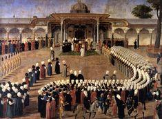 Audienz des französischen Gesandten bei Sultan Ahmed III. am 1724 - Osmanisches Reich – Wikipedia