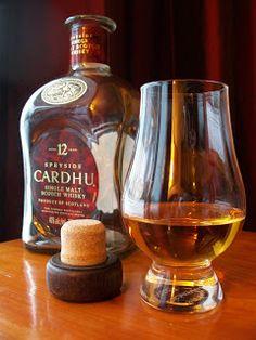 Tuesday Review: Cardhu 12 Year Single Malt Scotch ~ The Buzz: Siciliano's Market News & Notes