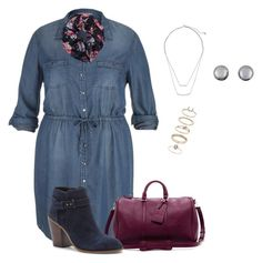 plus size fall ready by kristie-payne on Polyvore featuring maurices, Sole Society, H&M, Kenneth Jay Lane, Miss Selfridge and Wet Seal