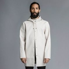 The Stockholm Light Sand. Handmade with great attention to detail. Available online. Rain Wear, Spring Summer 2015, Acne Studios, Stockholm, Capsule Wardrobe, My Style, Jackets, Shopping