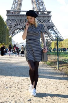 """Life Paris is always a good idea! -  As first seen on blog """"Not So Miserable…"""