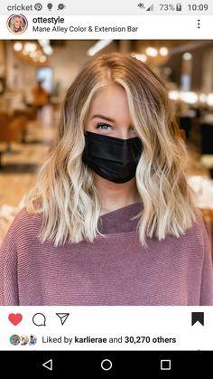 Medium Blonde Hair, Blonde Hair Looks, Brown Blonde Hair, Shoulder Length Hair Blonde, Medium Length Blonde, Medium Hair Styles, Short Hair Styles, Blonde Hair Inspiration, Blonde Balayage