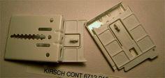 Kirsch Continental II 6712-D12 brackets (Pair)