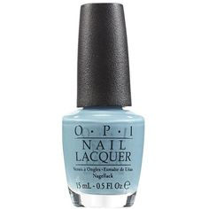 OPI Can't Find my Czechbook Nail Polish ($8.79) ❤ liked on Polyvore featuring beauty products, nail care, nail polish, blue, opi, opi nail lacquer, blue nail polish and opi nail color