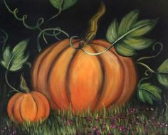 Our Paintings Gallery 2 Pumpkin Canvas Painting, Halloween Canvas Paintings, Halloween Painting, Autumn Painting, Autumn Art, Halloween Art, Canvas Art, Fall Paintings, Halloween Pumpkins