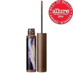 Allure Best of Beauty winner: tarte - Colored Clay Tinted Brow Gel #Sephora #eyebrows