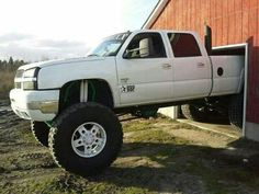I want this truck