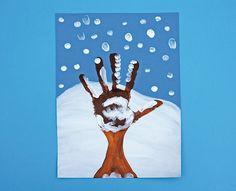 Elime Kar Yağdı - Projedenizi