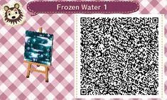 Animal Crossing New Leaf Winter Water Path - Imgur