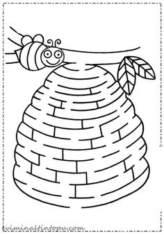 From butterflies to ladybugs, caterpillars to bees, enjoy several free kid activity sheet printables featuring these busy bugs! Bee Activities, Free Activities For Kids, Art For Kids, Crafts For Kids, Activity Sheets For Kids, Bees And Wasps, Bee Party, Bee Crafts, Bee Theme