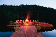 Nimmo Bay Resort (Columbia Británica, Canadá)