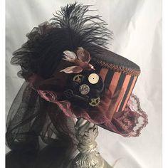 Reloj de STEAMPUNK sombreros tienda de Steampunk Steampunk