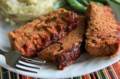 two bean meatloaf