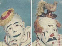 Retro Clowns