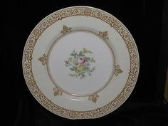 MINTON - ENGLISH ROSE - # S121 - DINNER PLATE - scr /ware - 21H