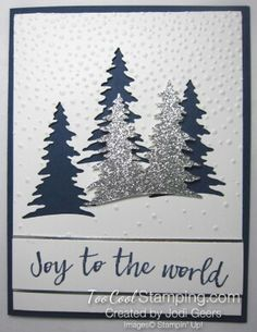 Regal swap cards - joy to the world Christmas Cards 2017, Create Christmas Cards, Homemade Christmas Cards, Christmas Signs, Christmas Greeting Cards, Christmas Greetings, Homemade Cards, Holiday Cards, Christmas Crafts