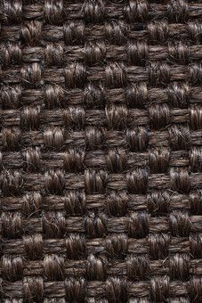 Antwerp sisal rug in Mousse colorway, by Merida. Textures And Tones, Textures Patterns, Line Texture, Brown Texture, Material Board, Texture Photography, Weaving Art, Fibres, Merida