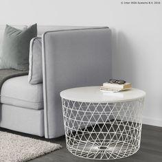 KVISTBRO je stol i odlaganje u jednom, sa stilom. :)  Promjer: 61 cm Visina: 42 cm Osnovni materijal: čelik Cijena: 399,00 kn  www.IKEA.hr/KVISTBRO_stol_61
