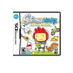 Amazon.com: Scribblenauts - Nintendo DS: Video Games