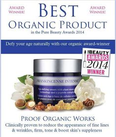 Our Frankincense Intense Cream just won Best New Organic Product in the Pure Beauty Awards Wow! Pure Beauty, Organic Beauty, Organic Skin Care, Natural Skin Care, Natural Acne Remedies, Skin Care Remedies, Neals Yard Remedies, Beauty Awards, How To Get Rid Of Acne