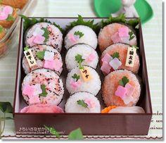 Japanese food / Onigiri
