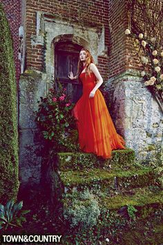 Sophie Turner for Town & Country 2015