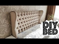 From modern and contemporary to traditional classics, discover the top 60 best headboard ideas. Explore luxury bedroom interior designs for your bed. Bed Headboard Design, Headboard Decor, Bedroom Bed Design, Modern Bedroom Design, Headboards For Beds, Home Decor Bedroom, Reupholster Furniture, Bed Furniture, Bunk Beds Built In