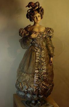 Галантная эпоха Юлии Сочилиной - Все интересное в искусстве и не только.