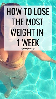 How to Lose Weight In A Week - Simple Weight Loss Tips That Work | easy weight loss tips | easy weight loss tips without exercise | easy weight loss tips healthy eating | easy weight loss tips | fast | easy weight loss tips at home  #loseweight #skinny #losebellyfat #howtoloseweight #fitness Fast Weight Loss Tips, Losing Weight Tips, Weight Loss For Women, Weight Loss Plans, Lose Stomach Fat Fast, Lose Belly Fat, Lose Weight In A Week, How To Lose Weight Fast, Losing Belly Fat Diet
