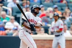 "RedSox SPORTalk on Twitter: ""Jackie Bradley Jr. also has the LONGEST hitting streak in the majors now at 15 games!!"