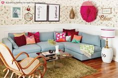 4ccebafc8aaa Paint colors that match this Apartment Therapy photo  SW 6861 Radish