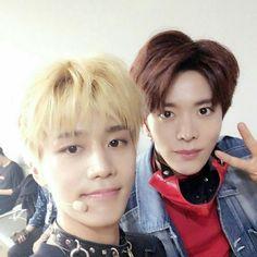 Yuta 유타 悠太 and Taeil 태일 - NCT 엔씨티 NCT 127